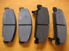 HONDA CIVIC SHUTTLE 1.4, 1.6 (88-91) NEW DISC BRAKE PADS - DB724
